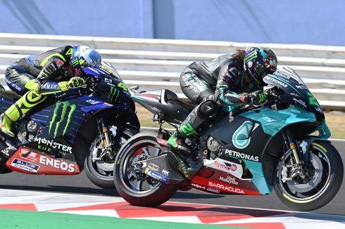 Petronas Yamaha Pilih Rossi Bukan karena Popularitas