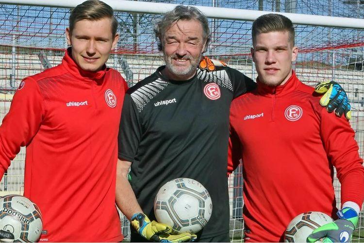 Pelatih kiper Fortuna Duesseldorf, Dirk Zimmermann