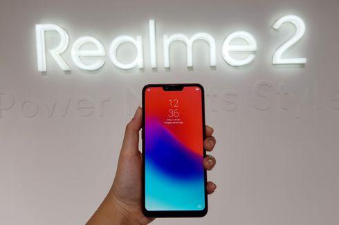 Ponsel Realme 2 dan Realme 2 Pro Meluncur di Indonesia, Harga Mulai Rp 2 Juta