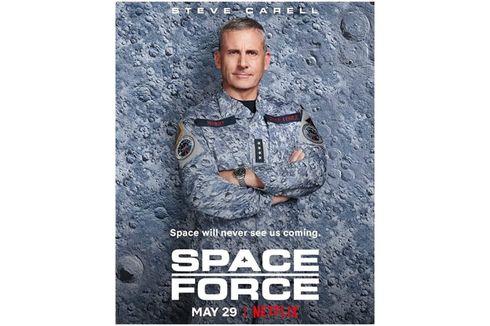Sinopsis Space Force, Serial Komedi Netflix tentang Pasukan Luar Angkasa