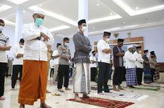 Survei Kemenag: 88,6 Persen Responden Taat Protokol Kesehatan di Masjid