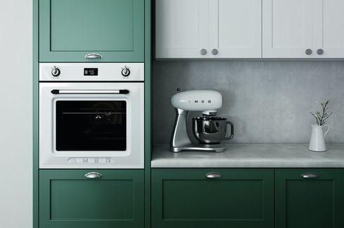 Trik Memasukkan Warna Hijau di Dapur dan Mendekorasinya