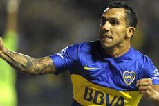 Solusi Jangka Pendek, Man United Didukung Pinjam Carlos Tevez