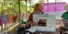 Lestarikan Batik, BRGM Gelar Pelatihan Membuat Pewarna Alam