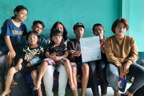 Hidupi 16 Anak dari Jual Bakso Keliling, Mulyono: Makan Sama Garam Saja Senang