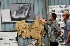 Bamsoet Pesan Mercedes-Benz 300 SL Gullwing Buatan Bali