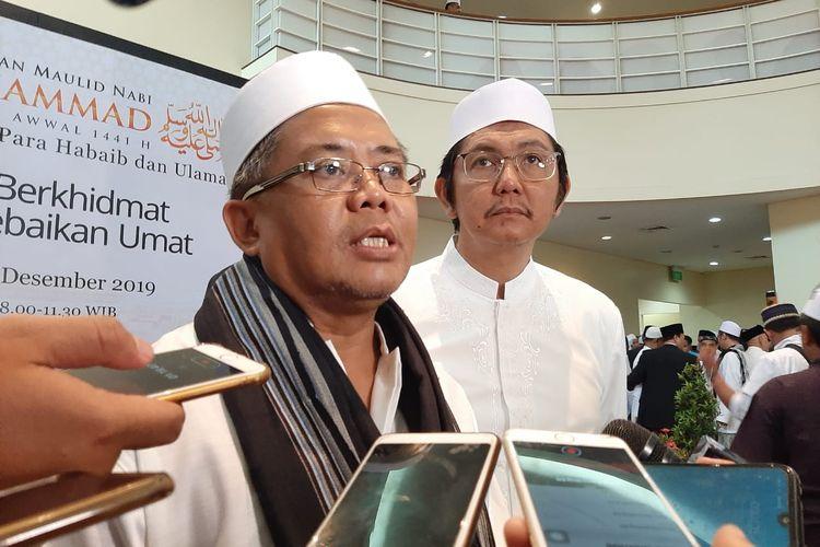 Presiden PKS Sohibul Iman di Kantor DPP PKS Jalan TB Simatupang, Jakarta Selatan, Minggu (29/12/2019)