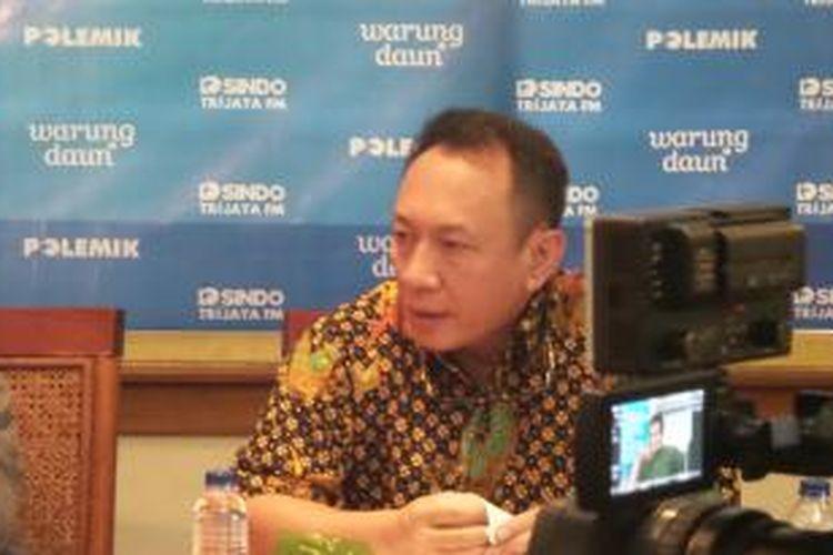 Anggota tim advokat Prabowo-Hatta, Didi Supriyanto