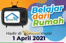 Jadwal Belajar dari Rumah di TV Edukasi, Selasa 15 Juni 2021
