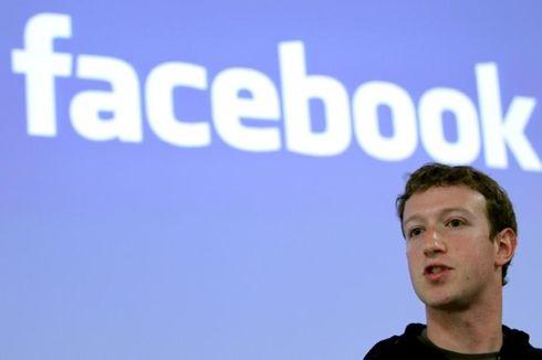 Data Pengguna Facebook Bocor, Nomor Telepon Zuckerberg Ikut Tersebar