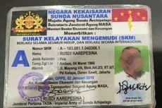 Pria yang Mengaku Jenderal Kekaisaran Sunda Nusantara Gunakan Pelat Mobil Palsu, Apa Sanksinya?
