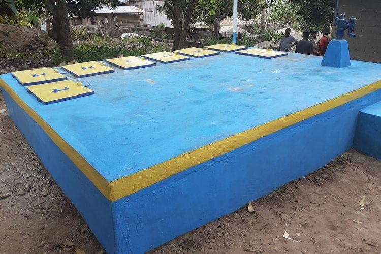 Teknologi Akuifer Bantuan Simpanan Air Hujan (ABSAH).
