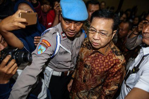 Menurut Hakim, Setya Novanto Terbukti Memperkaya Diri, Orang Lain, dan Korporasi