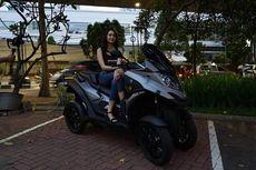 Qooder Skutik Empat Roda Pertama Hadir di Indonesia