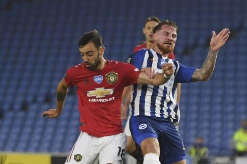 Moncer di Man United, Bruno Fernandes Dinilai Selevel dengan De Bruyne