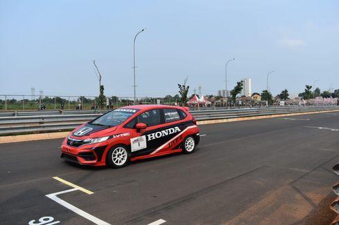 Pebalap Honda Racing Alvin Bahar di Ambang Juara Nasional 2019