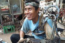 Gubernur Bali Puji Etos Kerja Tawan