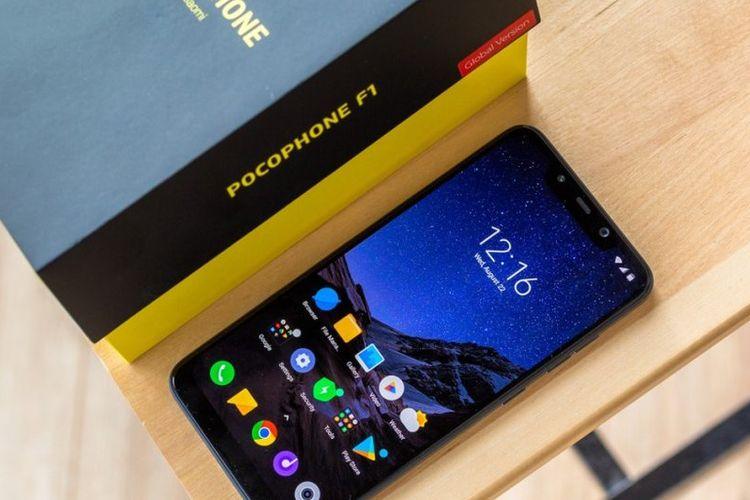 Ponsel Pocophone F2 dikabarkan meluncur pada 2020