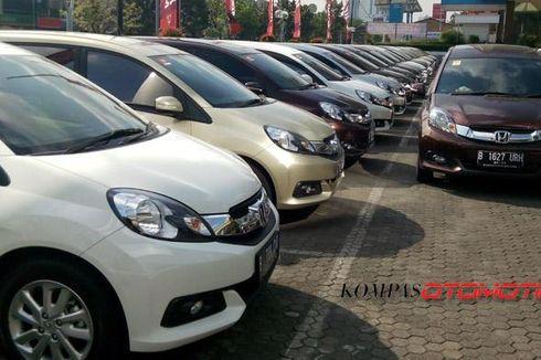 Mobilio Terus Sokong Penjualan Mobil Honda