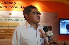 Maurin Pensiun, Syarif Burhanuddin Plt Dirjen Pembiayaan Perumahan
