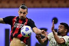 Ibrahimovic: Saya Tidak Pernah Melakukan Kesalahan di AC Milan