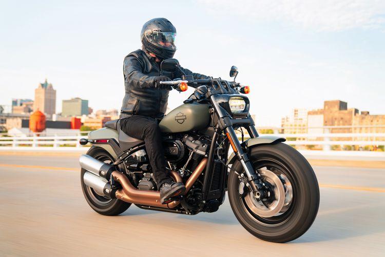 Harley-Davidson MY2021