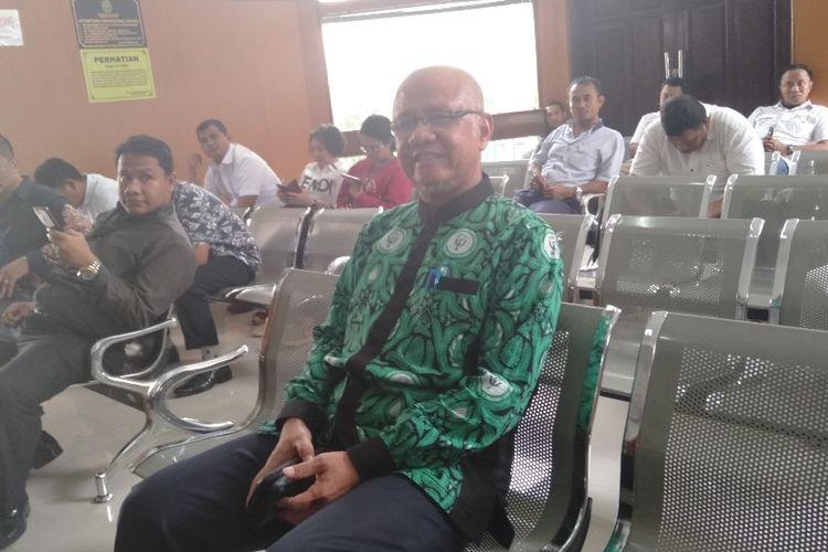 Fidiansjah Selaku dokter Kejiwaan Ratna Bersaksi di Pengadilan Negeri Jakarta Selatan, Kamis (9/5/2019)