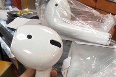 Beli AirPods Palsu di Toko Online, yang Datang AirPods Sebesar Hair Dryer