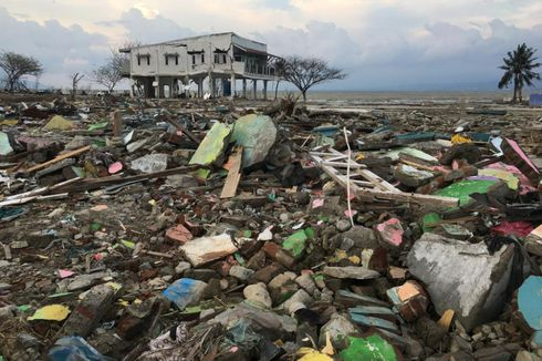 Belum Cair, Santunan Korban Gempa dan Tsunami di Sulteng Masih Diverifikasi