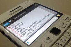 Layanan BlackBerry Messenger Berangsur Pulih
