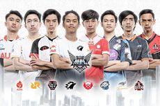 Para Pro Player Mobile Legends Beraksi pada MPL Indonesia Season 6