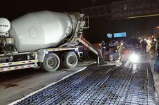 Hati-hati Melintas Tol Jagorawi, Ada Pekerjaan Pemeliharaan Jembatan