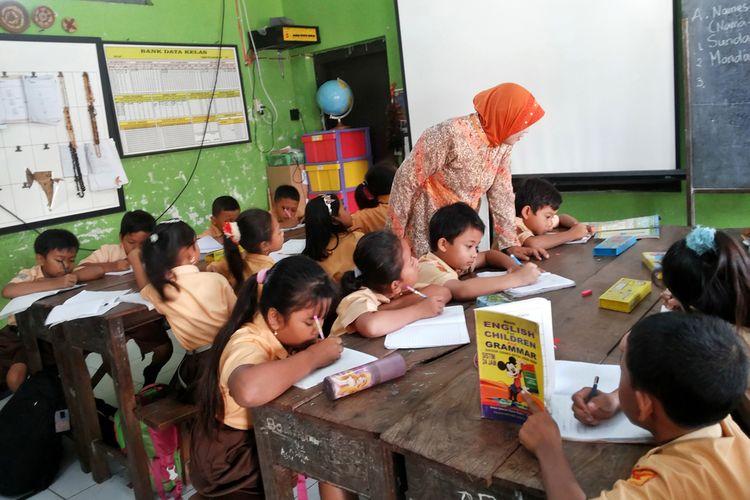 Ilustrasi guru, Hari Guru Nasional