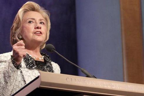 Hillary Clinton: Iran Tak Akan Punya Senjata Nuklir jika Saya Presiden