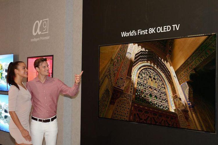 TV OLED 8K LG