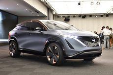 Crossover Listrik Nissan Ariya Siap Meluncur