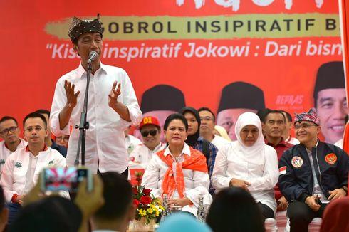 Cerita Jokowi Memilih Keluar dari BUMN dan Merintis Bisnis Meubel