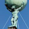 Atlas, Titan yang Dihukum Menopang Langit