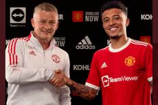Jadon Sancho Ungkap Alasan Gabung Manchester United