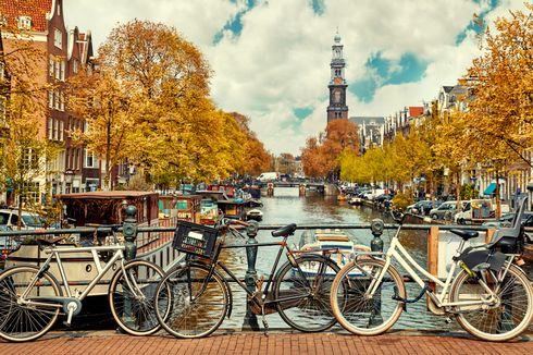 Pengunjung Travel Fair Dapat Tiket ke Amsterdam Hanya Rp 6,8 Juta
