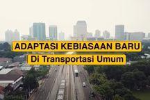 Adaptasi Kebiasaan Baru di Transportasi Umum, Simak Aturan dari Kemenhub
