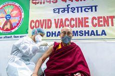 Dalai Lama Terima Dosis Pertama Covid-19, Desak Semua Orang Divaksin