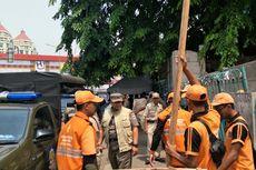 Mulai Hari Ini PKL Senen Tidak Boleh Berjualan di Bahu Jalan