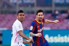 Messi Belum Cetak Gol di El Clasico sejak Ronaldo Tinggalkan Real Madrid
