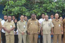 Ucapan Selamat kepada Presiden Joko Widodo dan Wapres Ma'ruf Amin dari Asmat Papua