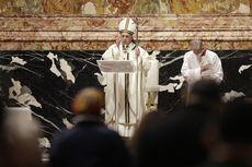 Terima Kasih, Sri Paus Fransiskus