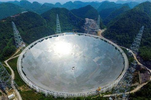Teleskop Raksasa China Berhasil Mendeteksi Sinyal dari Luar Angkasa
