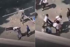 Pria 70 Tahun Tewas Dipukul Batu Bata, Polisi Hong Kong Tahan 5 Remaja