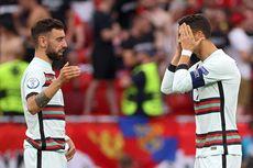 Perlukah Bruno Fernandes Serahkan Tugas Penalti ke Cristiano Ronaldo?