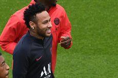 Kali Pertama Musim Ini, Neymar Akhirnya Masuk Skuad PSG